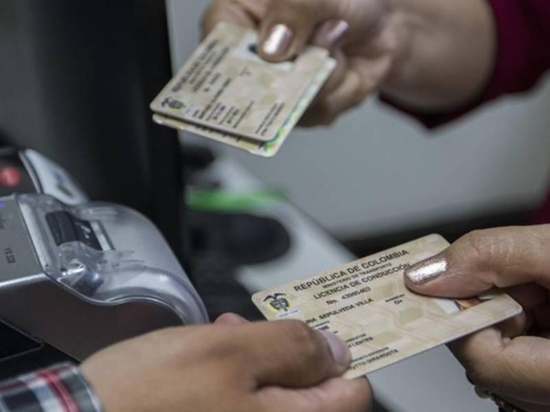 licencia de conduccion a credito en rionegro antioquia