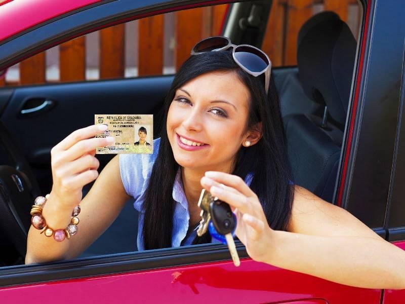 licencia de conduccion a credito en medellin