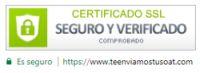 certificado ssl Te enviamos Tu Soat